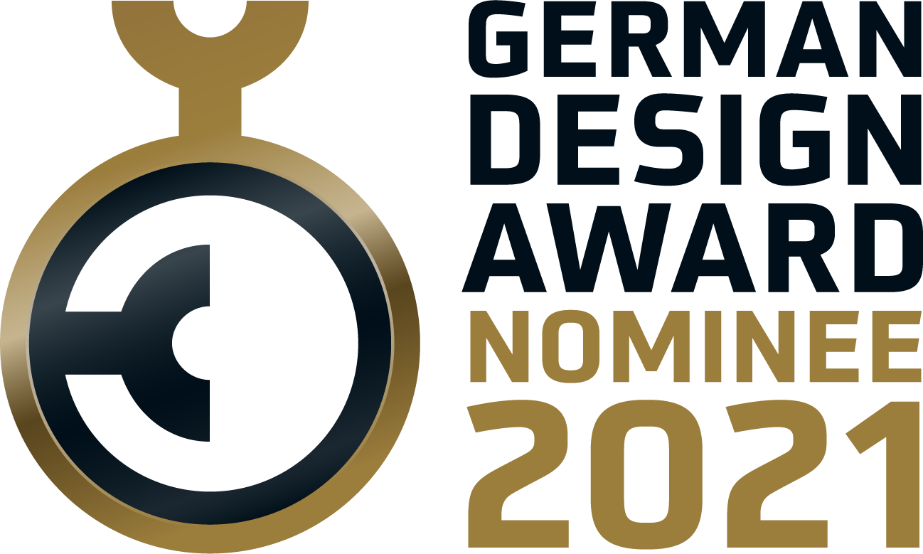 German Design Award Nominee 2021
