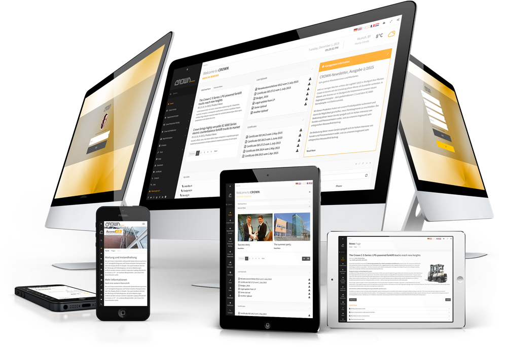 Typo3 Intranet Systeme, A-DIGITAL one GmbH