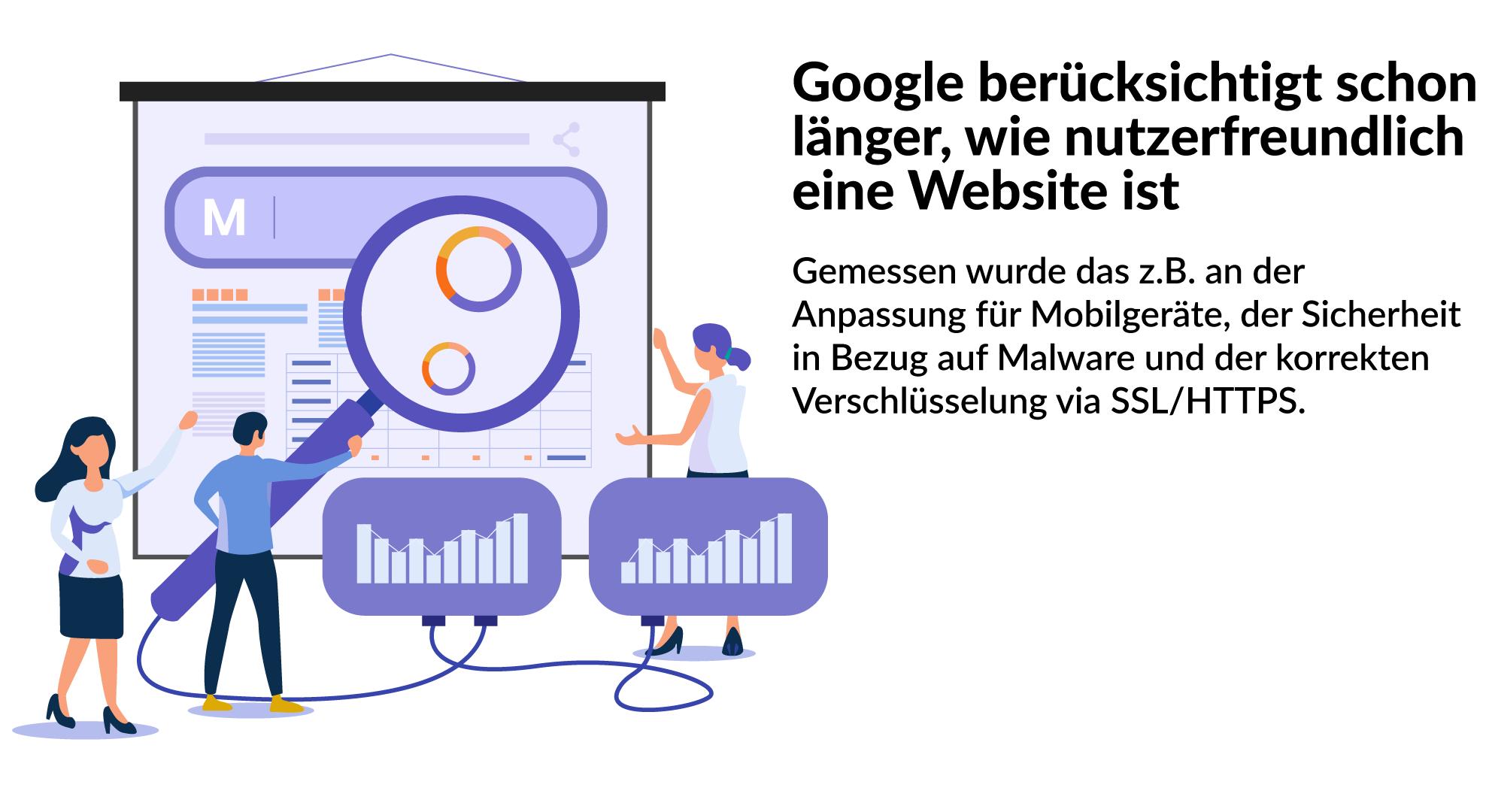 Core Web Vitals: Googles neuer Rankingfaktor und was er bedeutet 1