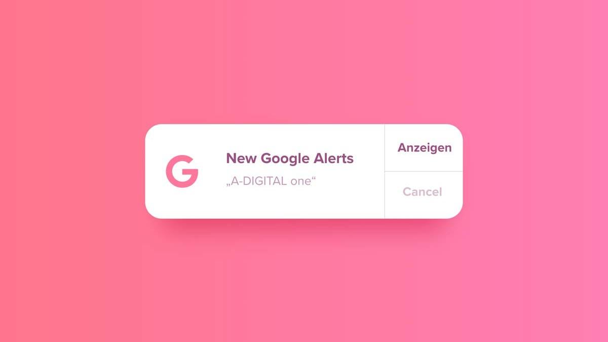 Was sind eigentlich Google Alerts, wie werden sie eingerichtet und was bringen sie? 4
