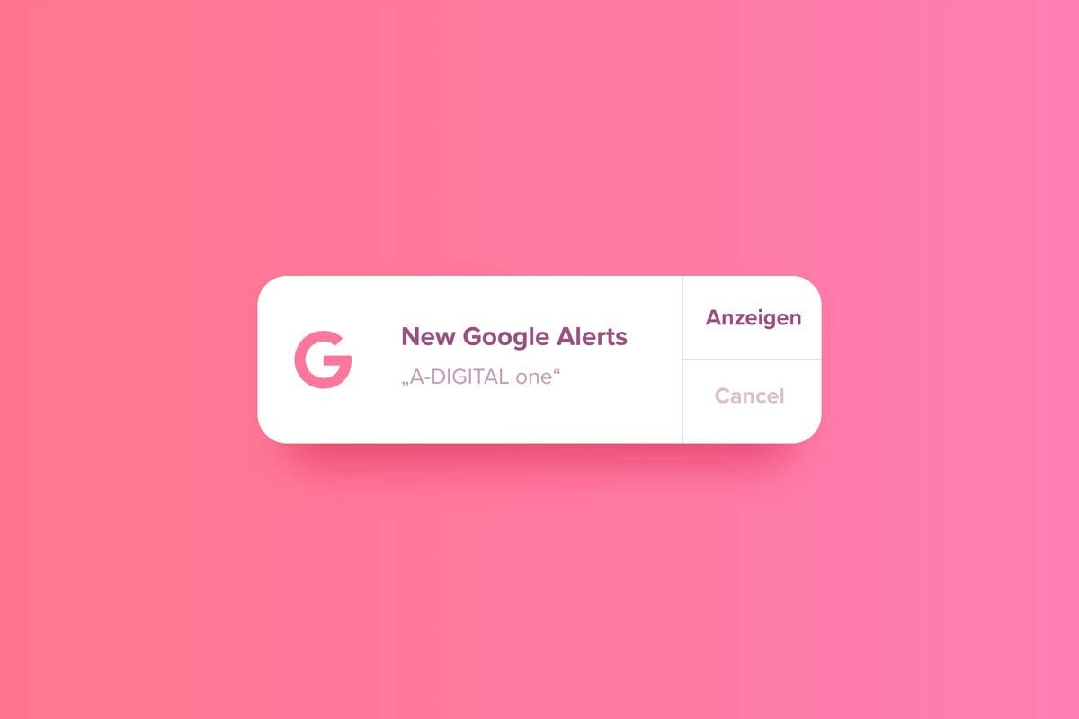 Was sind eigentlich Google Alerts, wie werden sie eingerichtet und was bringen sie? 1