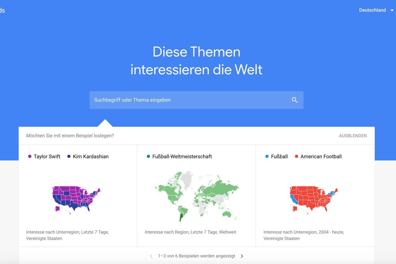 Google Trends für die eigene Website nutzen? Vor- und Nachteile der Trend-Optimierung 2