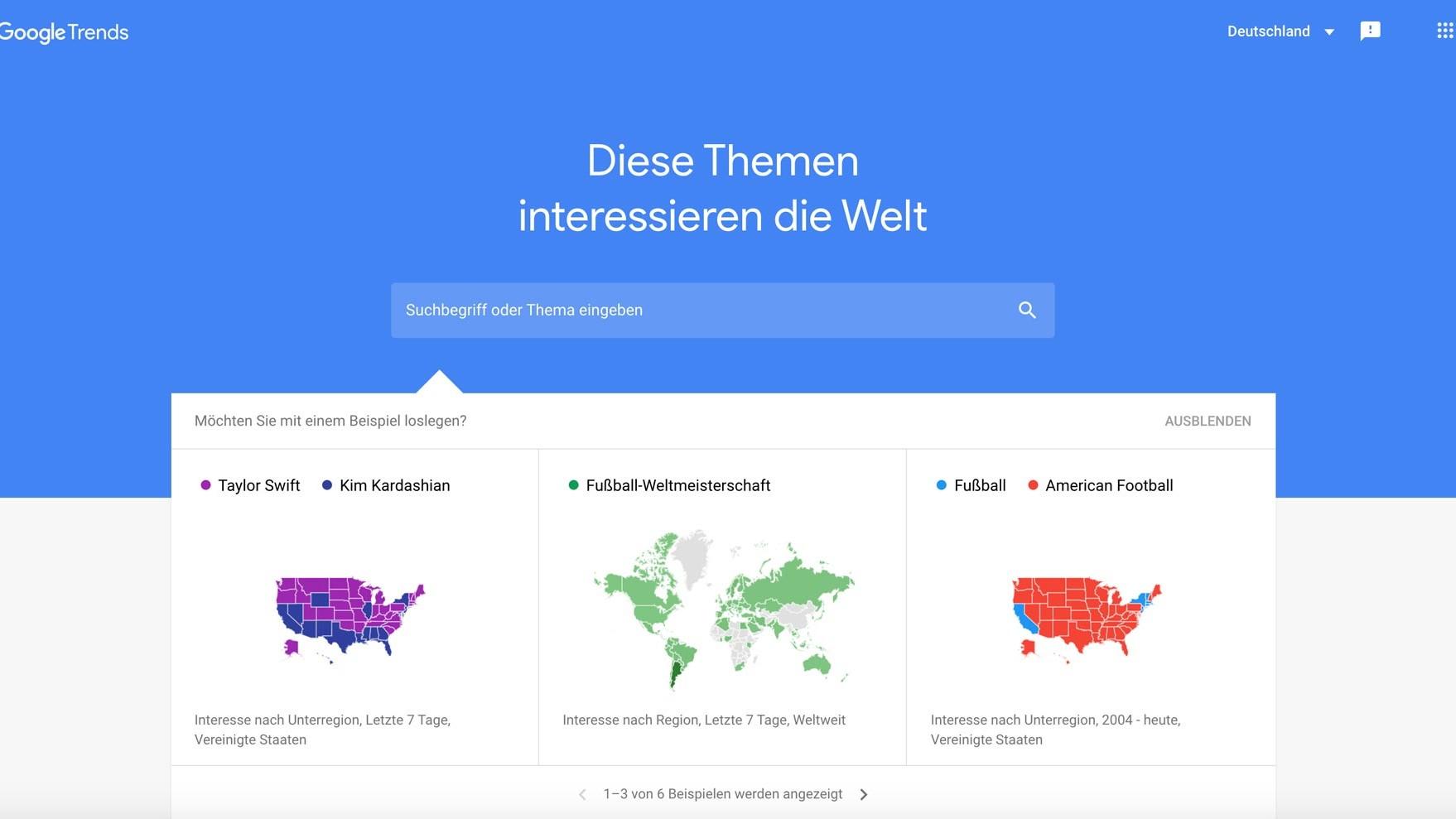 Google Trends für die eigene Website nutzen? Vor- und Nachteile der Trend-Optimierung 6