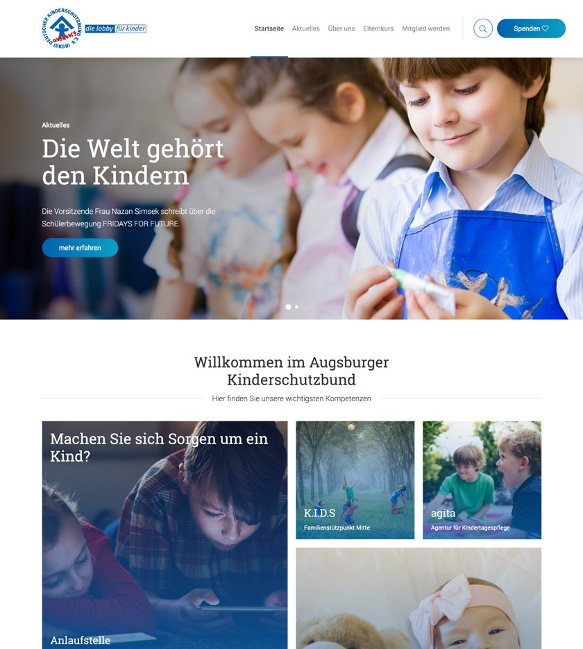 Deutscher Kinderschutzbund Augsburg e.V., A-DIGITAL one