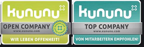 Kununu Auszeichnug für A-DIGITAL one GmbH