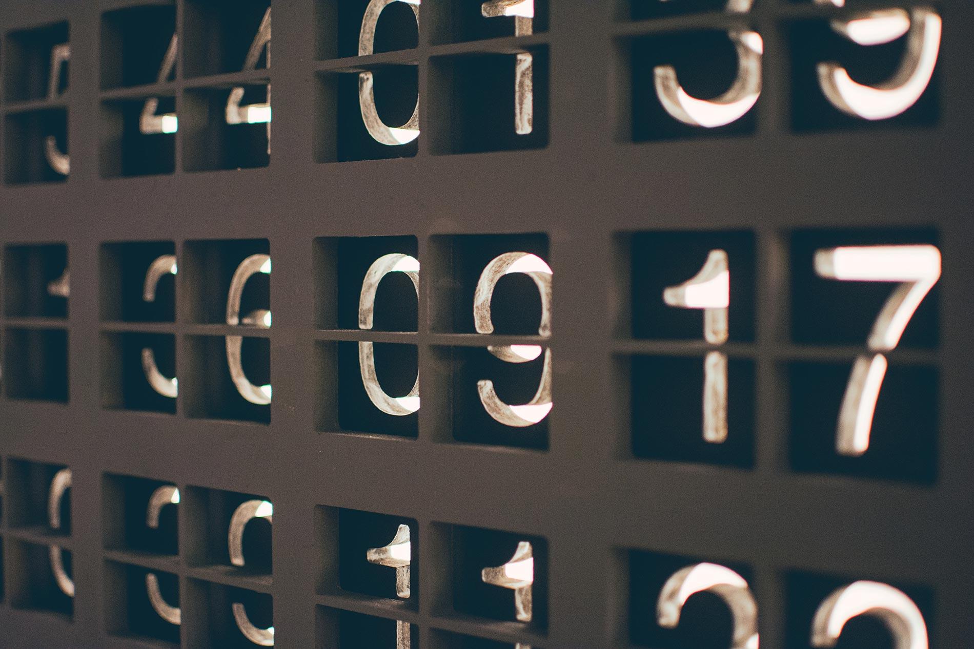 Schaut nicht immer nur auf Zahlen! 5 Gründe, die gegen Statistiken sprechen 1