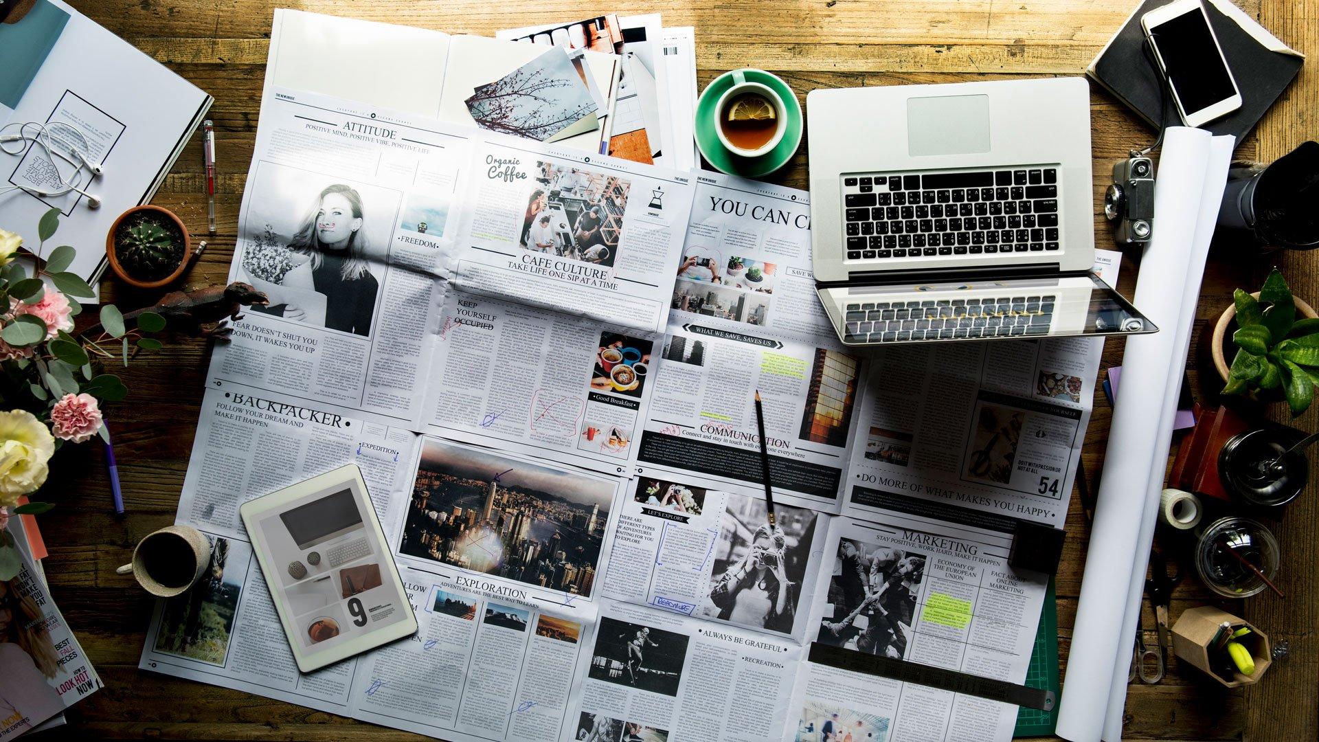 Perfekte Blogartikel schreiben: Das braucht ein Artikel, damit er funktioniert. Blog Beitrag by A-DIGITAL one