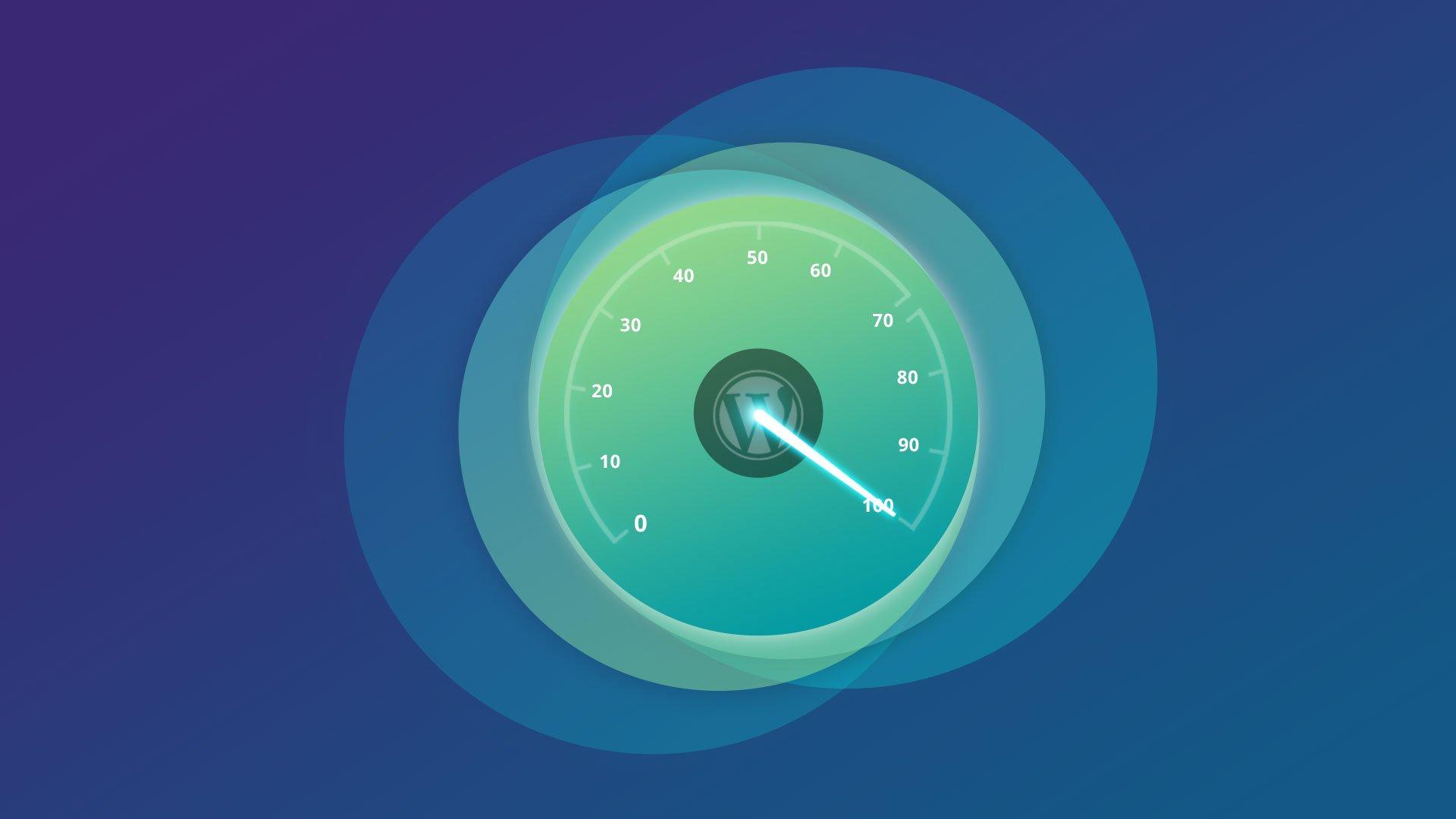 WordPress Performance: 8 Tipps für einen schnelleren Blog 1