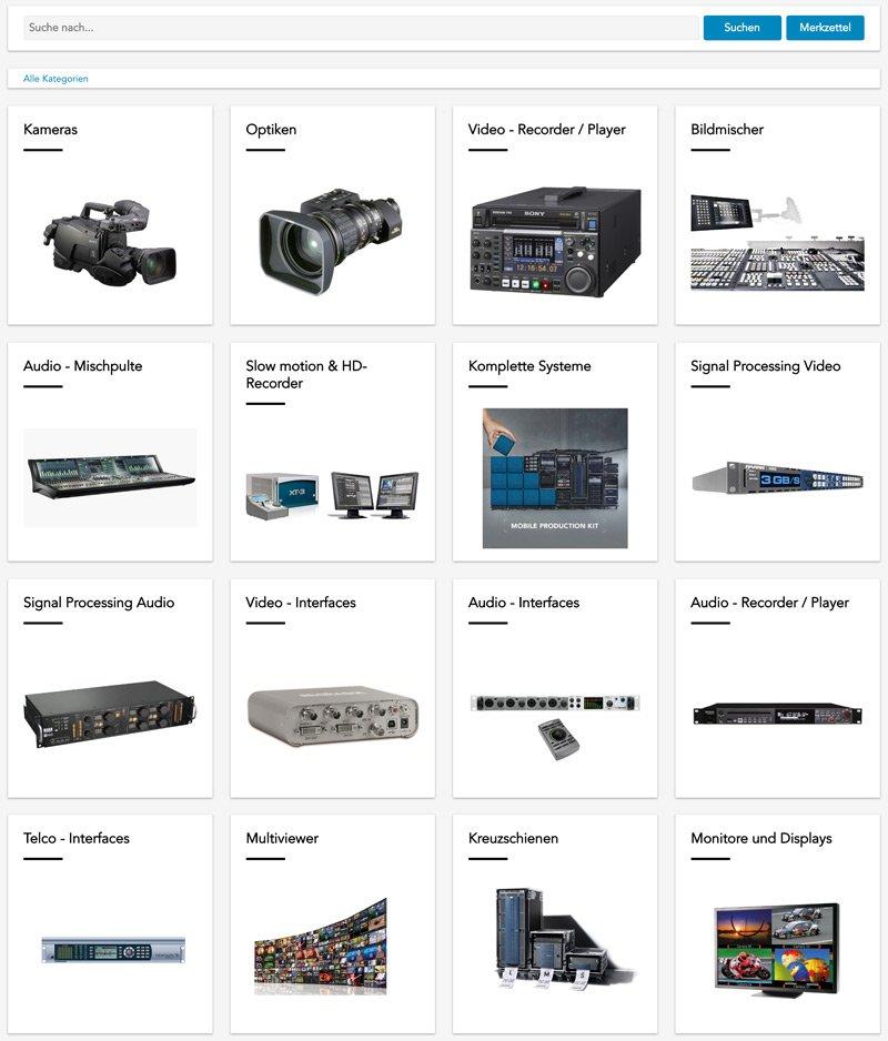 Web Shop Applikation für sonoVTS mit automatisierter Warenwirtschaft Anbindung 9