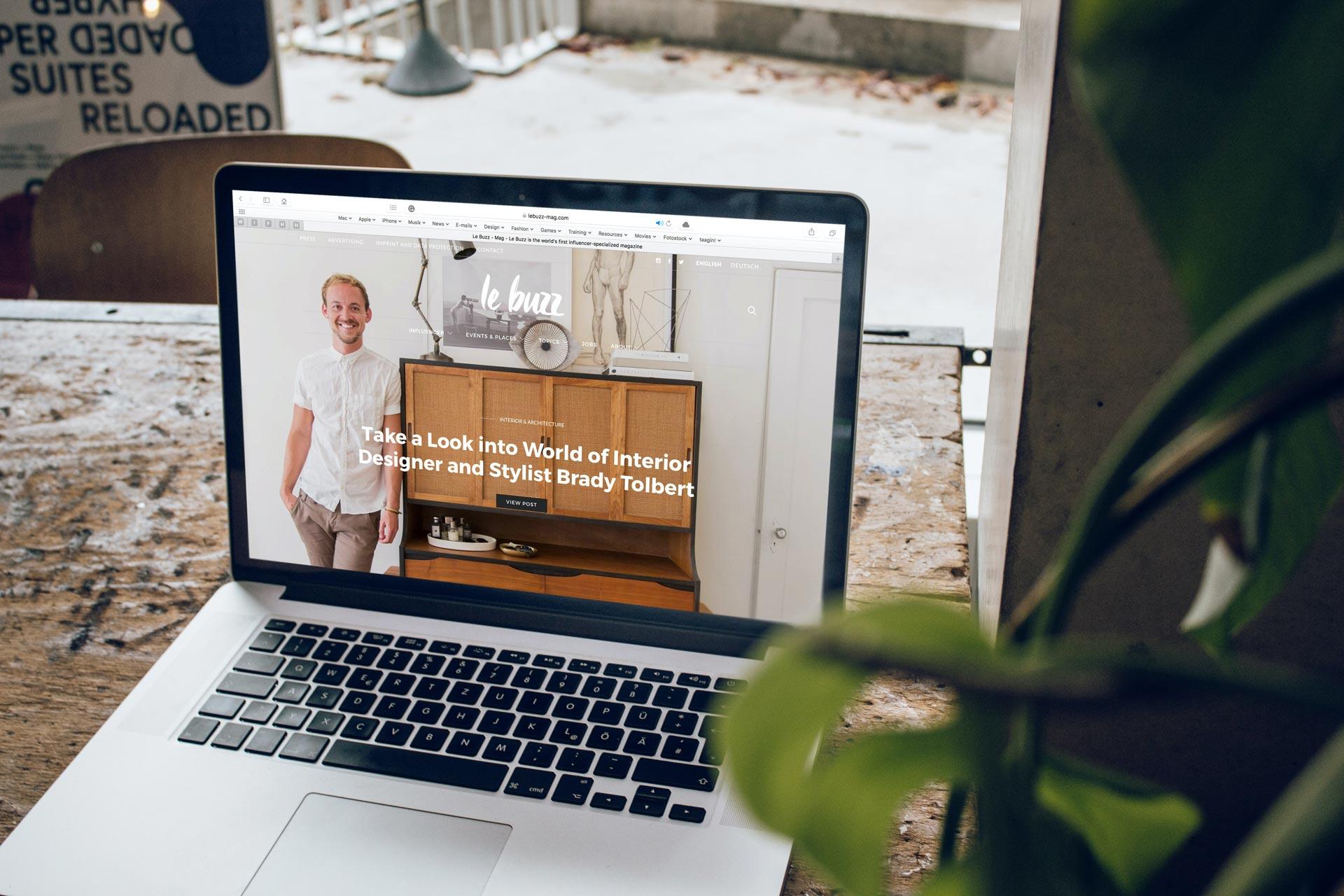 10 Tipps für erfolgreiche Firmenwebsites 1